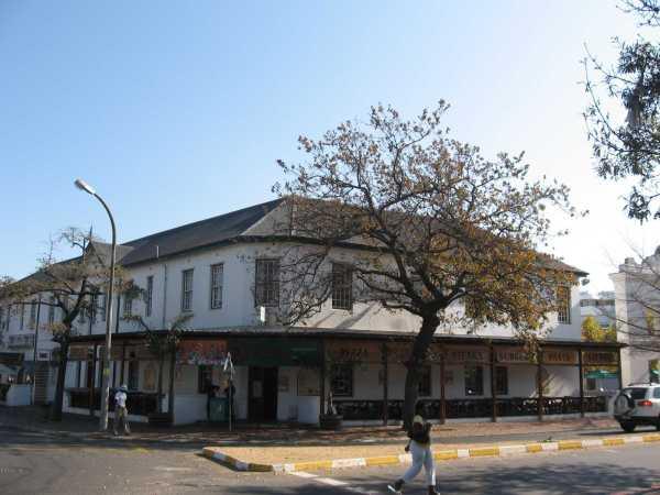 Erf No 5357 Stellenbosch Heritage Foundation
