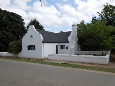 Labourer's cottages, Aan-de-Wagen Road