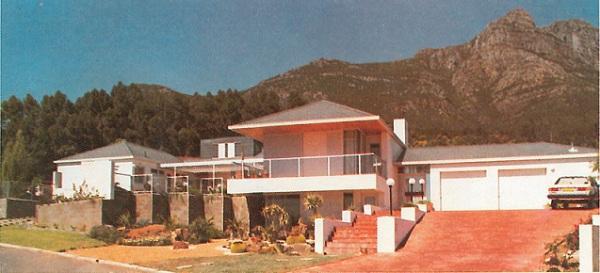 Huis Wielse, Brandwacht, Stellenbosch
