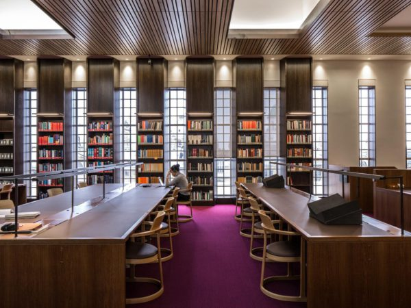 Shelf life: Oxford's new Weston Library Ben Bisek