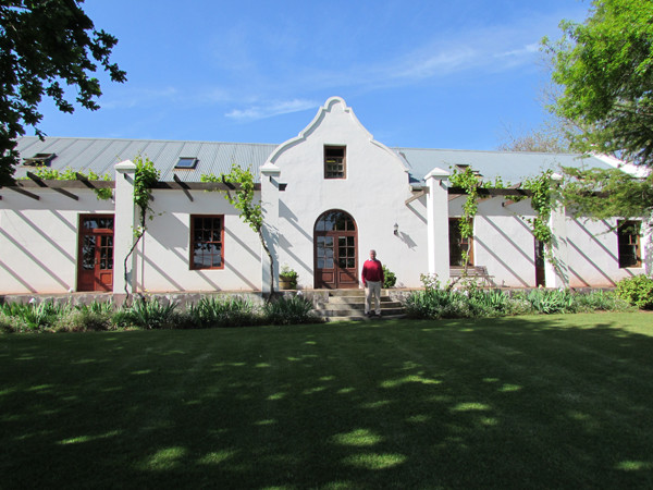 Renovated remont stables De Hoop Simonsig