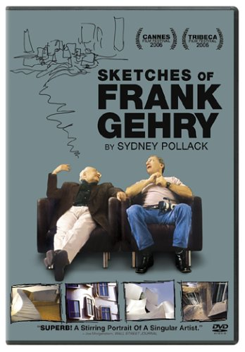 Sketches of Frank Gehry_Sydney Pollack