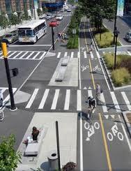 Urban pedestrian protection