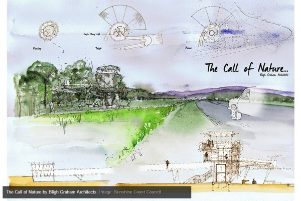 The Call of Nature – Bligh Graham Architects