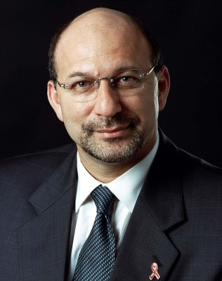 Trevor Manuel. Supplied by International Monetary Fund