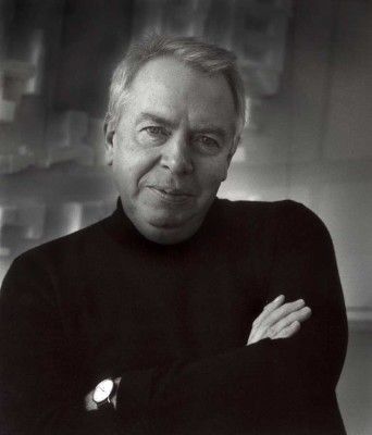 David Chipperfield. Photograph © Ingrid Von Kruse