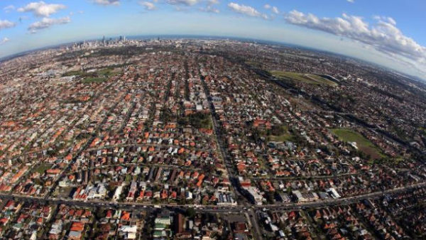 Atlanta's vast sprawl may hinder upward mobility. Wildmor Realty